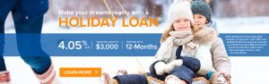 Make your dreams reality with a holiday loan - Learn more.
