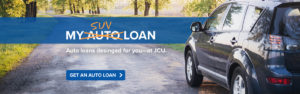My SUV loan - Auto loans designed for you