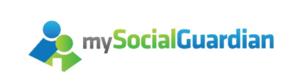 """My Social Guardian"" logo"